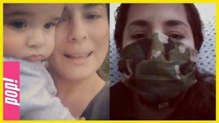 Danna García se prepara para decir adiós y deja mensaje a su familia