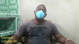 Agente de la policía política amenaza a activista de UNPACU y promotor de Cuba Decide.