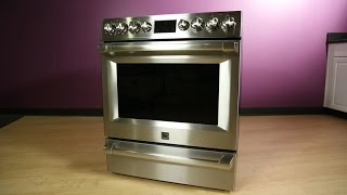 Kenmore has done better than this Pro oven