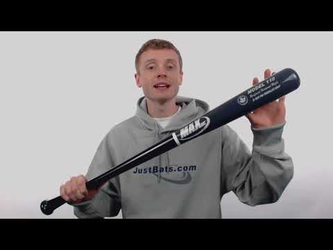 Review: MaxBat Pro Maple Composite Wood Baseball Bat (Model 110)