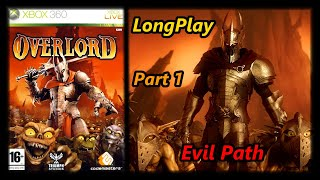 Overlord: Raising Hell - Longplay (Evil Path) (Part 1 of 2) Full Game Walkthrough (No Commentary)