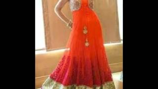 Latest Long Frocks For Girl