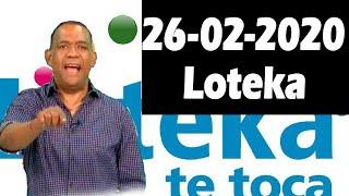 Resultados y Comentarios Loteka 26-02-2020 (CON JOSEPH TAVAREZ)