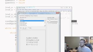 Pygame (Python Game Development) Tutorial - 17 - Eating the Apple