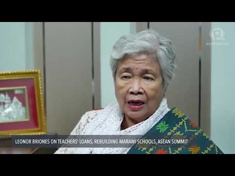 Briones: Criticisms vs DepEd on teachers' loans are 'misplaced'