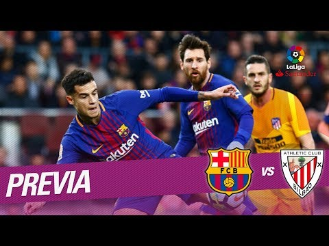 Previa FC Barcelona vs Athletic Club