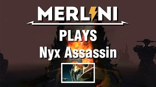[Merlini's Catalog] Nyx Assassin [AD] on 26.11.2014 - Game 1/3