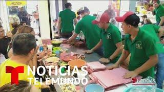 Taquería se convierte en centro de atracción turística   Noticias Telemundo