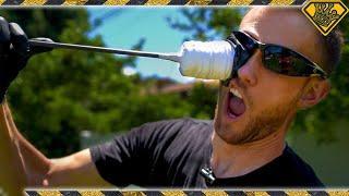DIY Archery Tag ARROWS