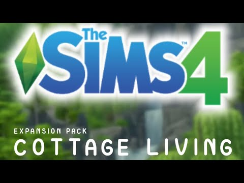 The-Sims-4-|-COTTAGE-LIVING-|-