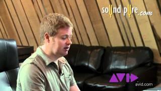 Avid EUCON Setup In ProTools 9 Demo - Euphonix Artist Series