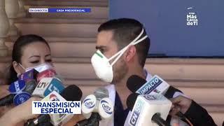 ????¡Comparecencia de prensa! || Tema: La Vacuna contra el #Covid-19