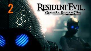 Прохождение Resident Evil: Operation Raccoon City — Ч. 2