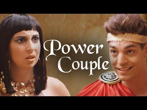 Cleopatra & Caesar | Power Couple