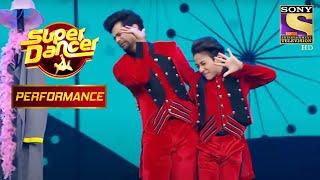 "Akash और Vivek के ""बरफी"" के ने मचाई धूम | Super Dancer Chapter 2 - SETINDIA"