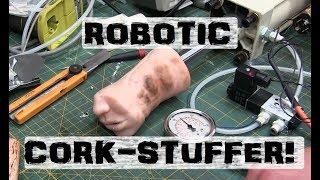 Pneumatic Cork-Stuffer | PLC Programming Intro