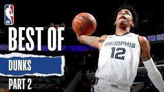 Best of Dunks | Part 2 | 2019-2020 NBA Season
