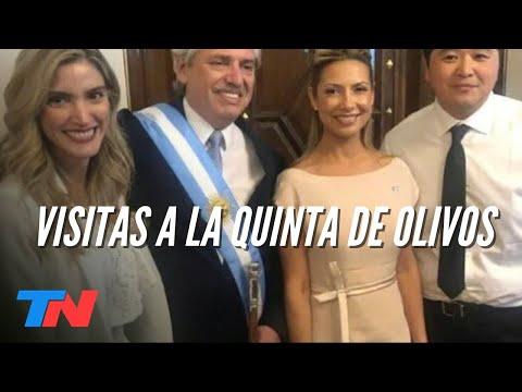 DENUNCIARON A ALBERTO FERNÁNDEZ POR LAS VISITAS A LA QUINTA DE OLIVOS