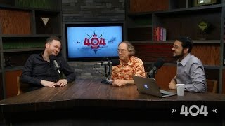 The 404 Show 1,596: It's the end of an era with Steve Guttenberg (podcast)