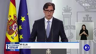 #Teleprensa33 | España suspende algunas restricciones