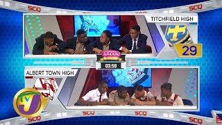 Titchfield High vs Albert Town High: TVJ SCQ 2020 - January 31 2020