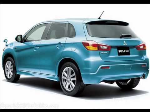 Mitsubishi RVR inside out