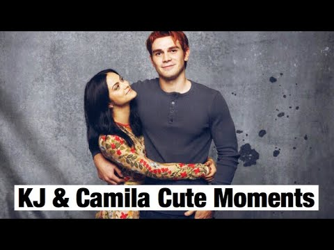 connectYoutube - Kj Apa & Camila Mendes | Cute Moments