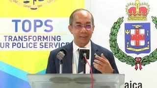 Government Moves To Strengthen  JCF Legislative Framework | News | CVMTV
