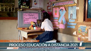Gobierno de Panamá refuerza Plan Educativo Solidario 2021