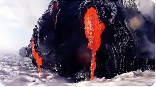 Lava Up Close And Personal | Modor Is Real