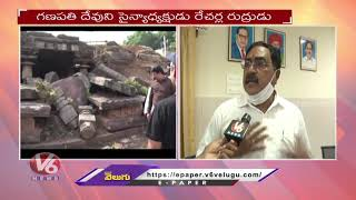 Minister Errabelli Face to Face over UNESCO Recognition for Ramappa Temple | V6 News - V6NEWSTELUGU