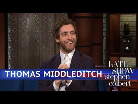 Thomas Middleditch Made It Into An Alex Jones Rant