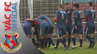 Vác FC - FC Ajka: 2-1