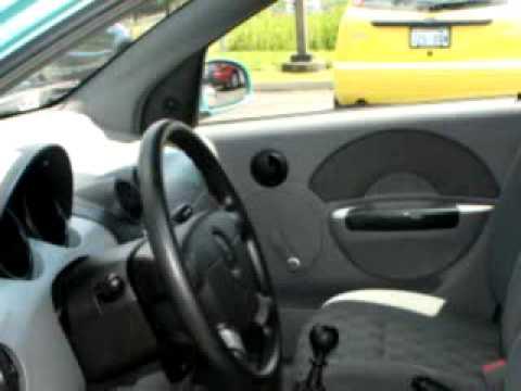 2005 Chevrolet Aveo Special Va Vancouver Auto Group