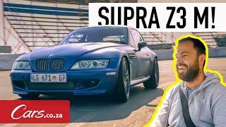 Supra Z3 M Coupe! Замена двигателя Epic 2JZ с турбонаддувом