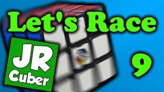Let's Race - 3x3x5 with JRCuber + QA