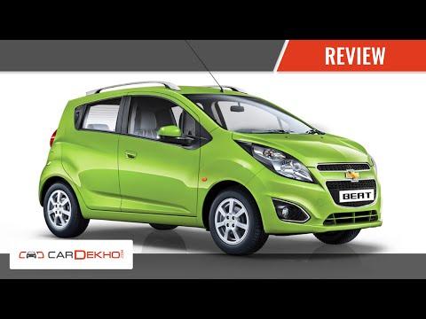 Chevrolet Beat Review of Features- Interiors & Exteriors I CarDekho.com