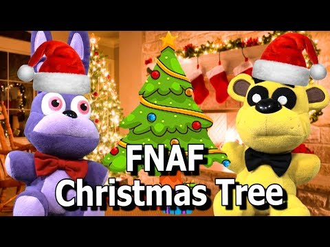 connectYoutube - FNAF Plush Episode 122 - Christmas Tree Decorating