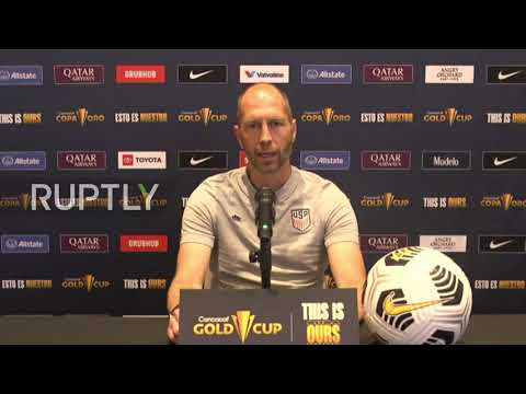 USA: Head coach Berhalter calls for fair game as he slams Mexico ahead of Gold Cup final