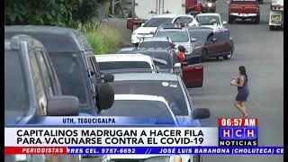 ¡Prosigue vacunación contra #Covid19 en Honduras!
