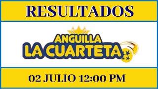 Resultados de la Loteria Cuarteta Anguilla Lottery de hoy 02 de Julio del 2020