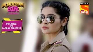 Karishma ने रोका एक Malpractice को   मैड्डम सर   Maddam Sir   Who's The Real Culprit? - SABTV