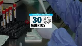 Antioquia reportó en las últimas horas 28 contagios por COVID-19- Telemedellín