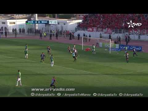 أولمبيك خريبكة 0-1 الوداد البيضاوي هدف محمد نهيري