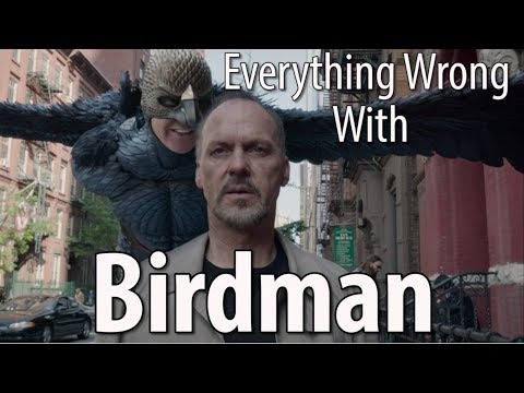 connectYoutube - Everything Wrong With Birdman In 13 Minutes Or Less