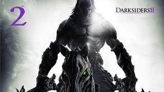 Прохождение Darksiders 2 - Часть 2 — Знакомство с резидентами Трекамня