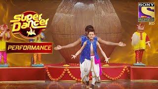 Vaibhav और Bishal ने माहौल पवित्र कर दिया | Super Dancer Chapter 2 - SETINDIA