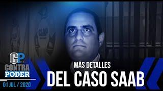 Alex Saab el HOMBRE DE MADURO y LAS FARC | Contra Poder | José Colina | Esteban Hernández | 1 de 2