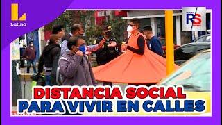 #ReporteSemanal (05-07-2020): ¿Cuál es la distancia ideal para vivir en las calles