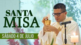 Misa de hoy sábado 4 de Julio de 2020  ???? padre Neftalí Rogel ????santa misa del día